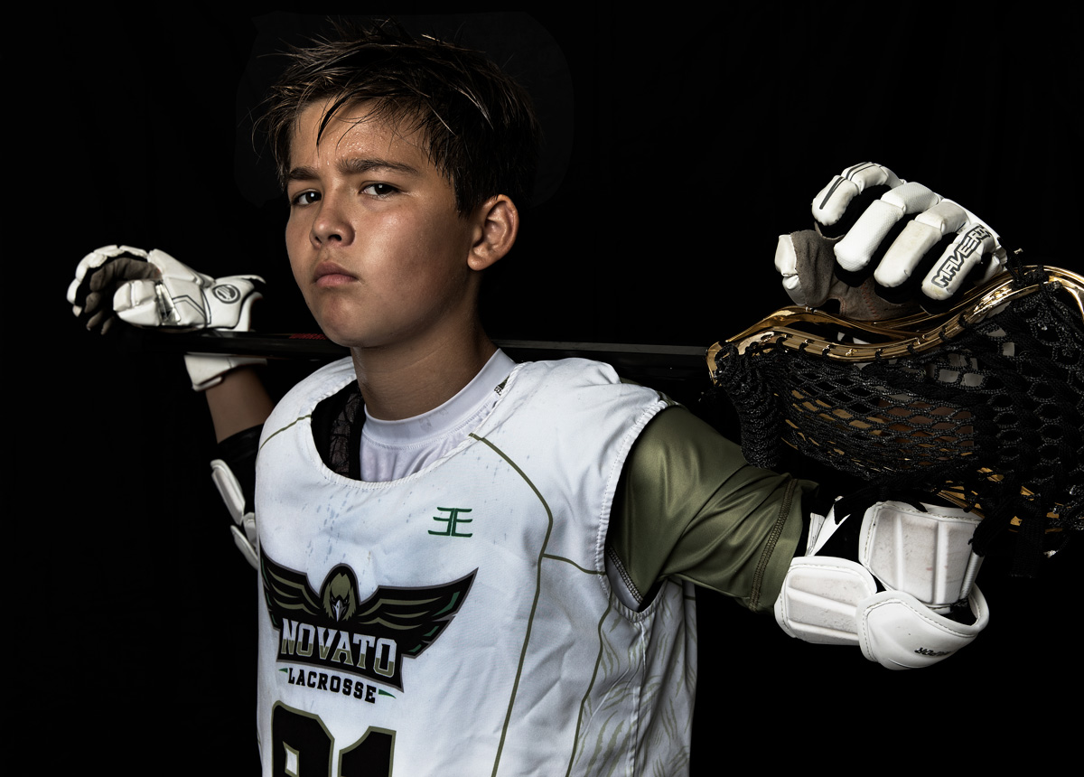 LaCrosse sports portrait