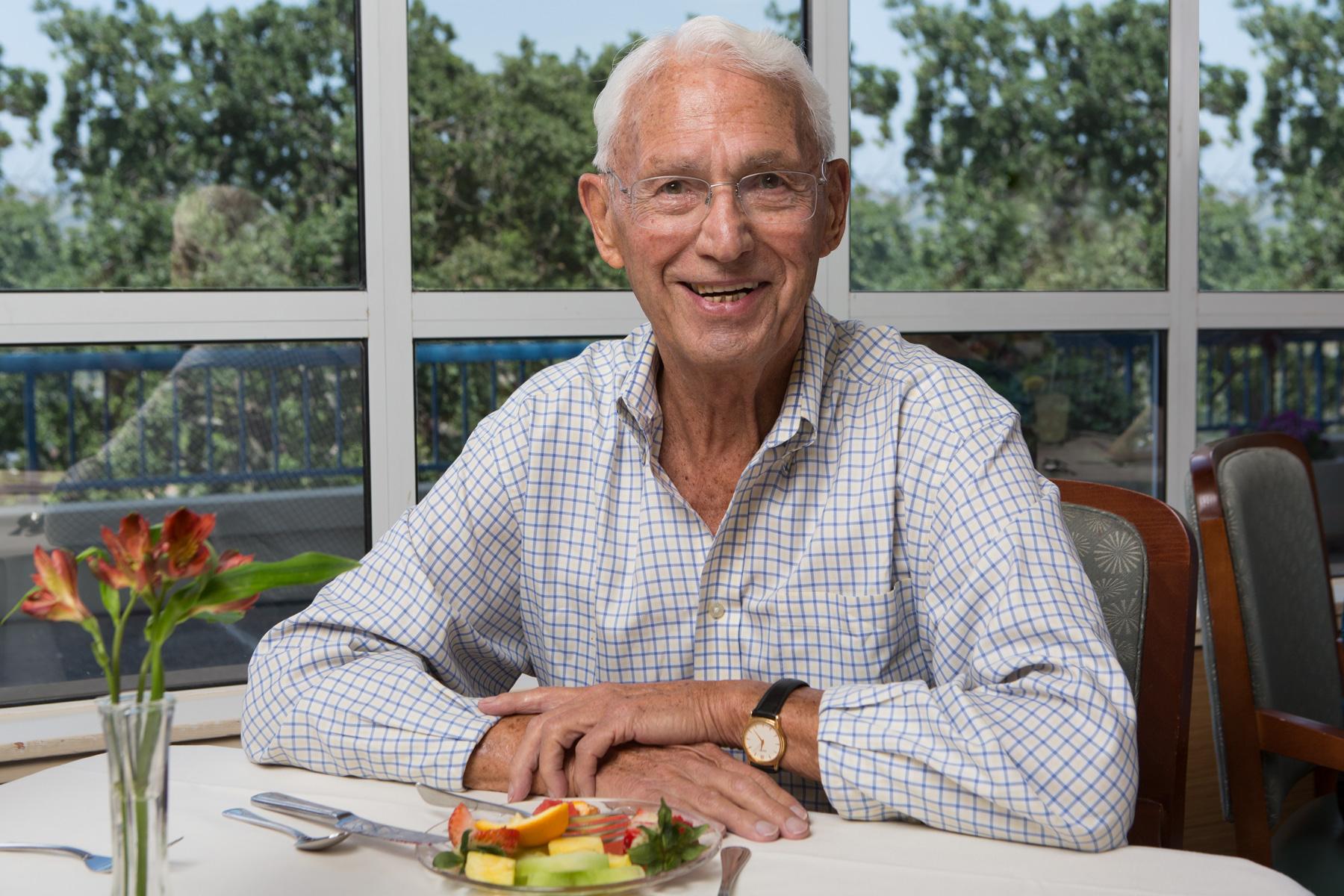 Villa Marin active seniors retiring