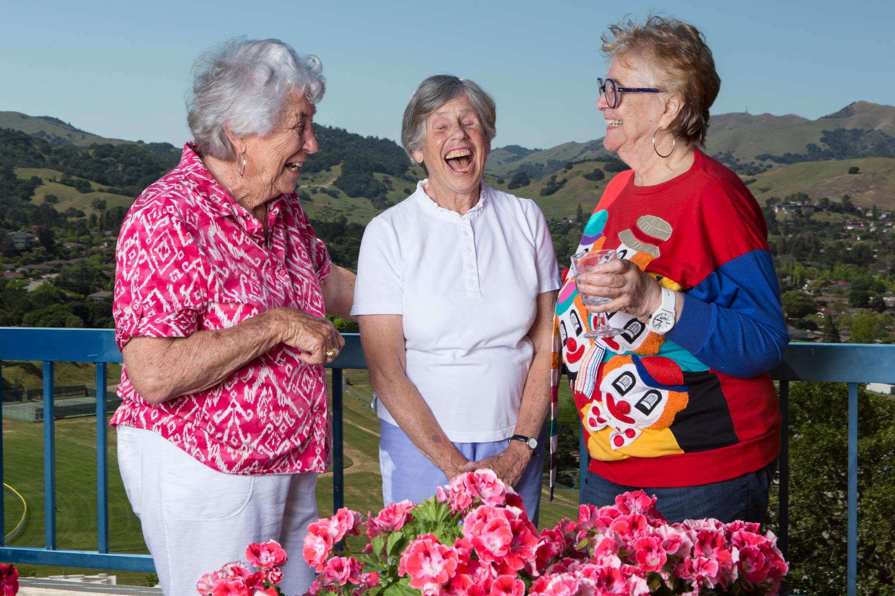 Villa Marin active seniors retirement