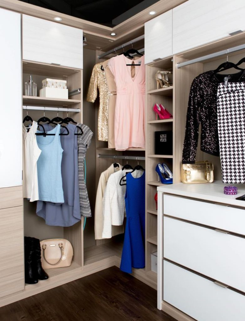 California Closets Hyannis Boston showroom photography on location